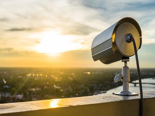 智慧安防报警监测系统